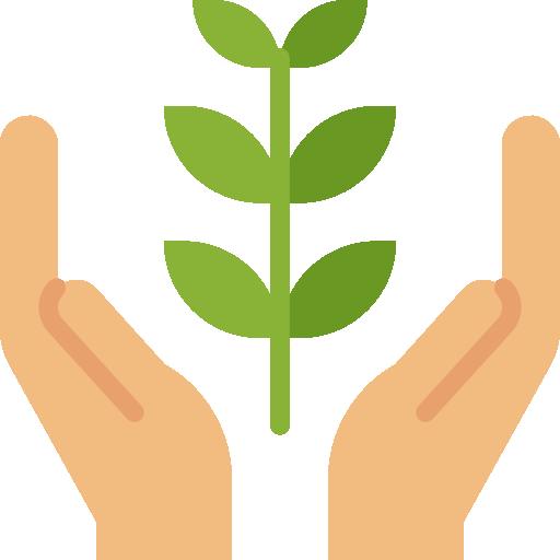 Umweltschutz wird bei uns sehr groß geschrieben